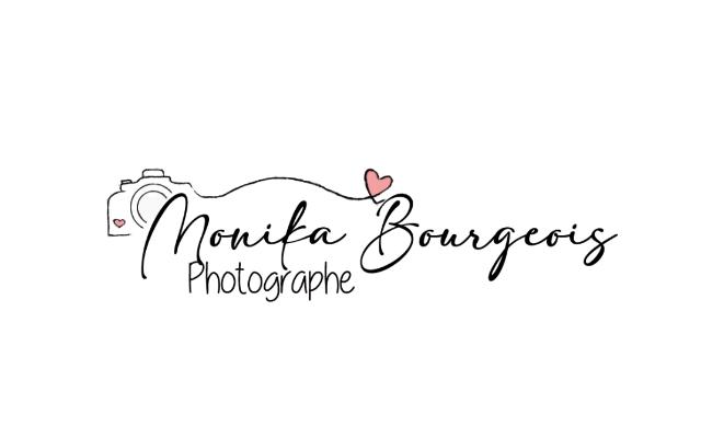 Logo - Monika Bourgeois Photographe