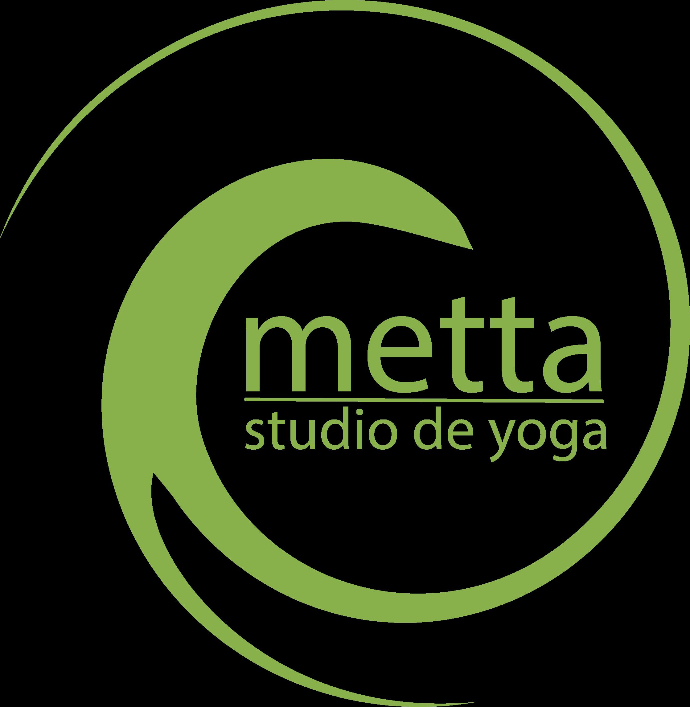 Logo - Yoga Metta