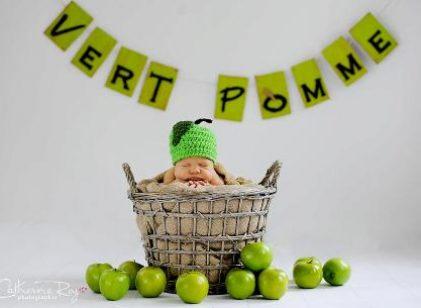 Photo - Vert Pomme